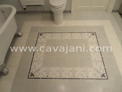 Carrelage fa enc sale de bain castorama for Pose de faience sur ancienne faience