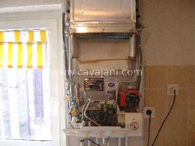 Chaudiere a ventouse fuel prix artisan devis saint for Installation chaudiere gaz murale