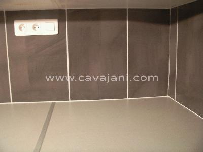 Renovation cuisine mur wc - Faience cuisine contemporaine ...