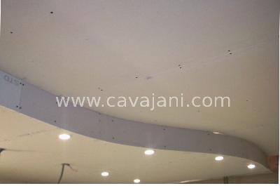 plafond tendu castorama nice estimation travaux renovation toiture plafond rayonnant salle de bain. Black Bedroom Furniture Sets. Home Design Ideas